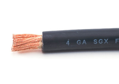 SGX Battery Cable