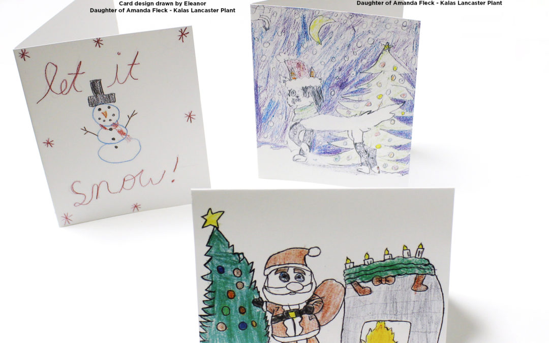 2018 Kalas Holiday Card Drawing Winners