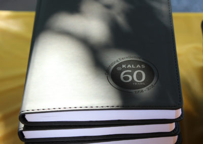 60th Notebooks PC Heisey Productions