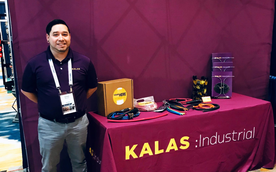 Come visit KALAS in booth #514 at the AIWD Annual Convention!