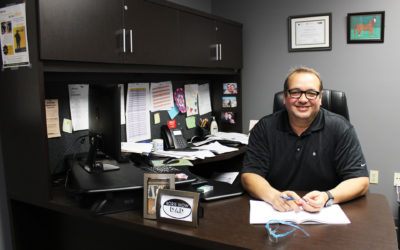 Kalas Associate Antonio Colon Inspiring Us All