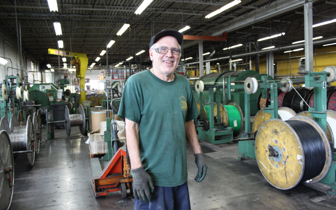 Celebration our Employees - August Honoree Bob Bingaman