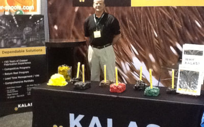 Kalas Exhibits at Interwire