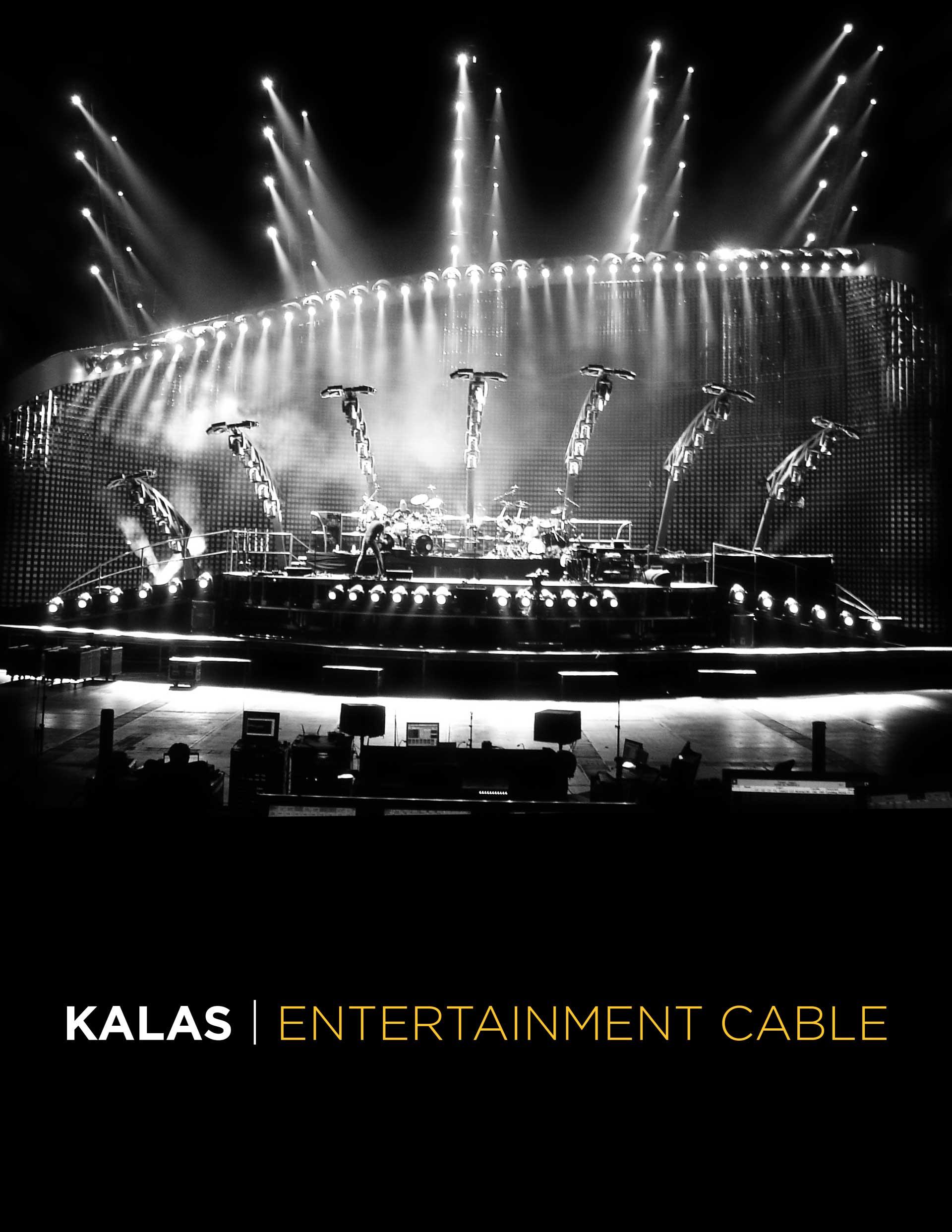 Kalas Entertainment Cable Catalog