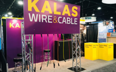 Visit the Kalas Team at FABTECH Expo 2018