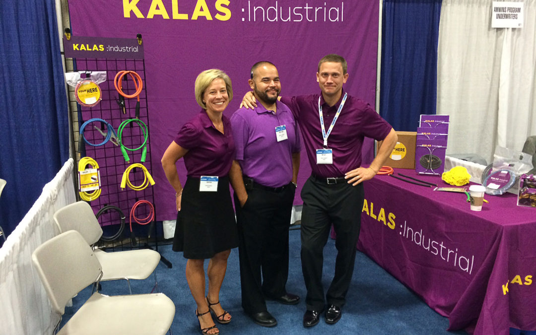 Kalas Exhibits at GAWDA Annual Convention