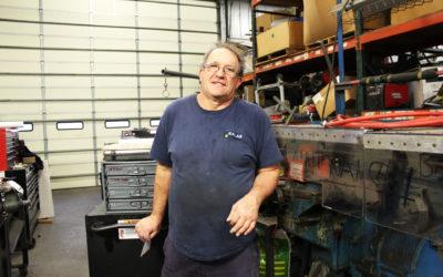 Celebrating Associate Glenn Moyer Living Our Values