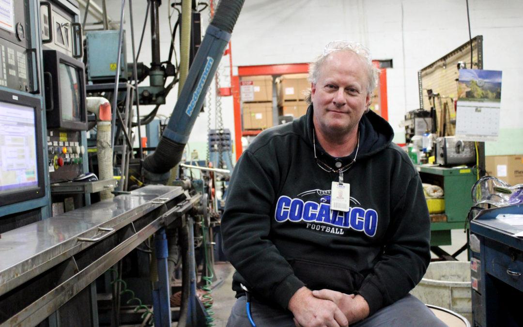 Jeffery Werner - Employee Appreciation at Kalas April Honoree