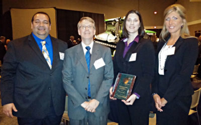 John Deere Honors Kalas