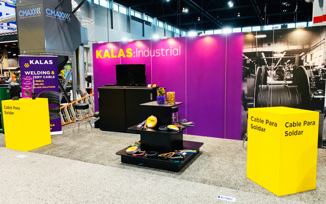 Kalas Exhibits at FABTECH 2019 in Chicago