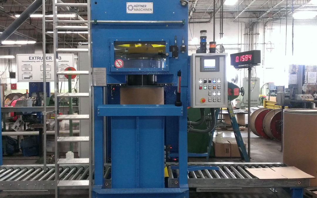 Kalas Increases Drum Packing Capabilities
