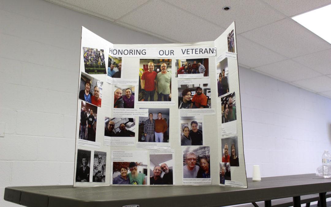 Veteran's Day Board