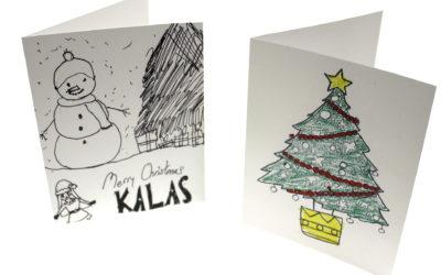 2019 Christmas Card Drawing Winners